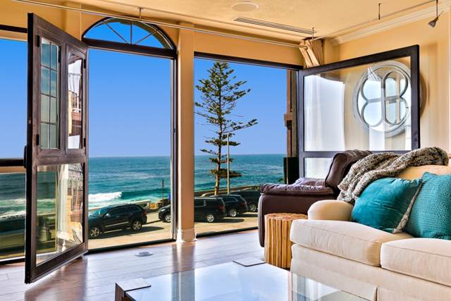 939 Coast Blvd #101, La Jolla, CA 92037 (#190037314) :: Neuman & Neuman Real Estate Inc.
