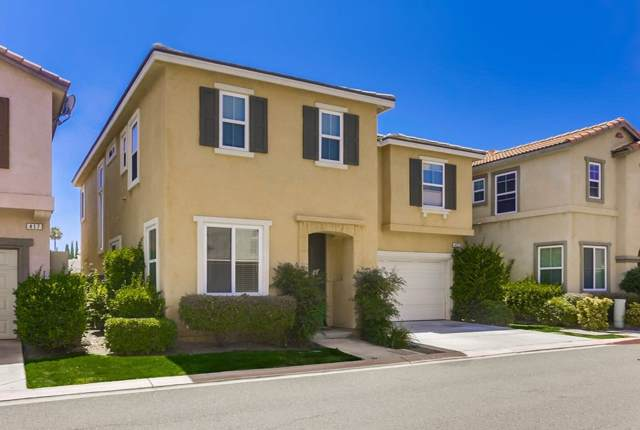 427 Swansea Gln, Escondido, CA 92027 (#190040209) :: Neuman & Neuman Real Estate Inc.