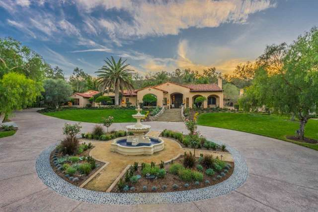 16248-50 Rambla De Las Flores, Rancho Santa Fe, CA 92067 (#190040516) :: Allison James Estates and Homes