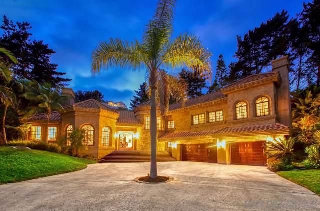 14858 De La Valle Place, Del Mar, CA 92014 (#190040912) :: Keller Williams - Triolo Realty Group