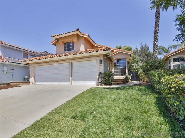 585 Shadywood Dr, Escondido, CA 92026 (#190042086) :: Neuman & Neuman Real Estate Inc.