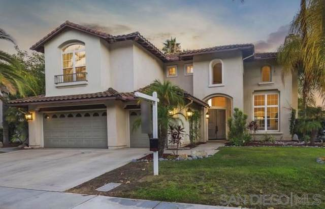 3261 Rosewood Lane, Escondido, CA 92027 (#190044850) :: Whissel Realty