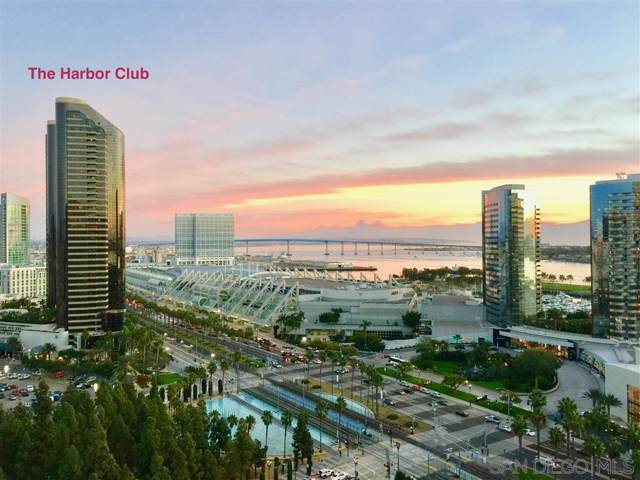 100 Harbor Dr #1106, San Diego, CA 92101 (#190044939) :: Neuman & Neuman Real Estate Inc.