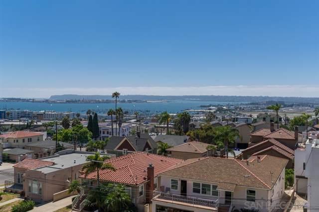 2445 Brant Street #403, San Diego, CA 92101 (#190045908) :: SunLux Real Estate