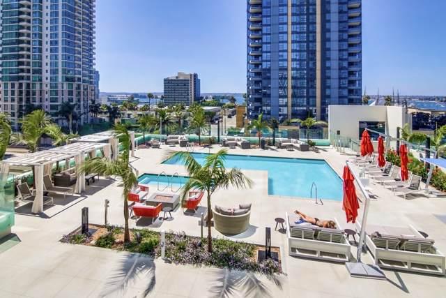 1388 Kettner Blvd #2407, San Diego, CA 92101 (#190046487) :: Neuman & Neuman Real Estate Inc.