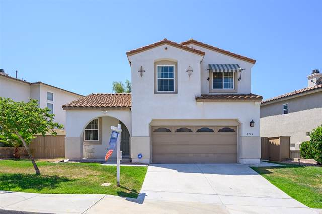 2772 Red Rock Canyon Rd, Chula Vista, CA 91915 (#190048084) :: Neuman & Neuman Real Estate Inc.