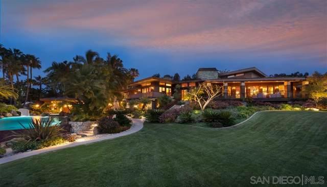 4840 El Secreto, Rancho Santa Fe, CA 92067 (#190048367) :: Allison James Estates and Homes