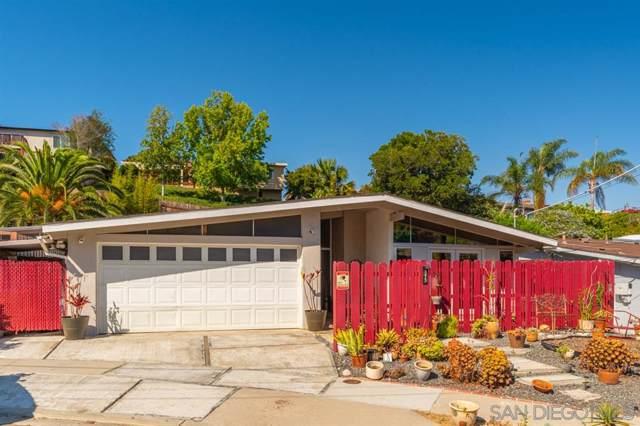 3413 Larga Circle, San Diego, CA 92110 (#190050211) :: Whissel Realty