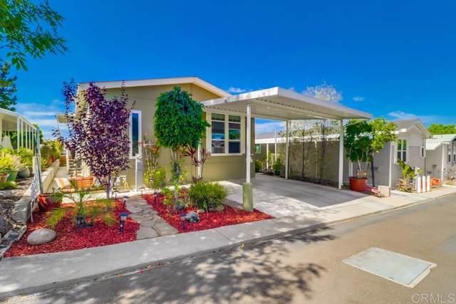 4870 1/2 Old Cliffs Road, San Diego, CA 92120 (#190050333) :: Cane Real Estate
