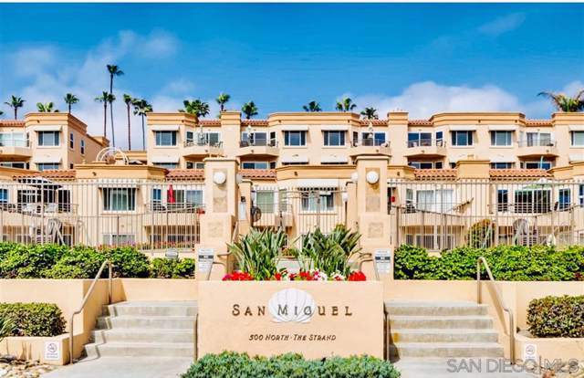 500 N The Strand #55, Oceanside, CA 92054 (#190051023) :: Whissel Realty