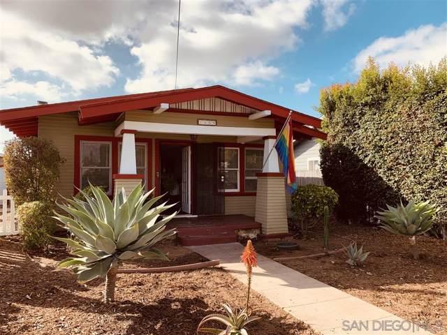 1059-61 Johnson Ave, San Diego, CA 92103 (#190053107) :: The Yarbrough Group