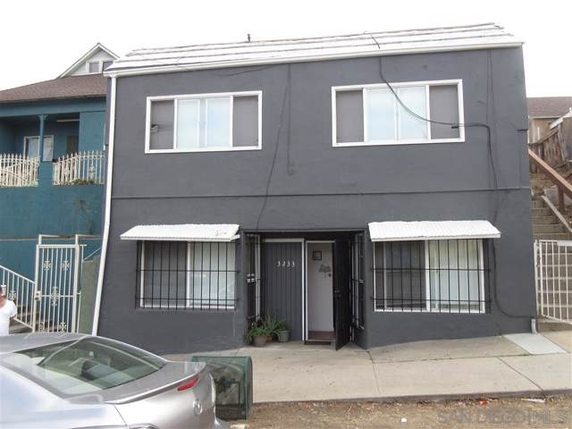 3231/3233 National, San Diego, CA 92113 (#190053546) :: Neuman & Neuman Real Estate Inc.