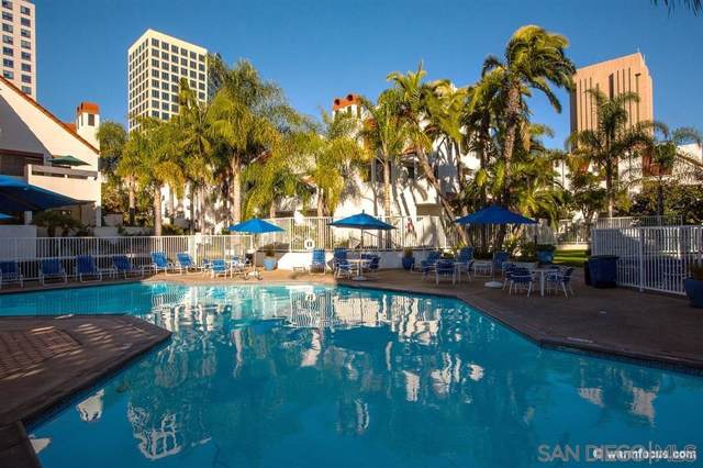 701 Kettner Blvd #104, San Diego, CA 92101 (#190054030) :: Neuman & Neuman Real Estate Inc.