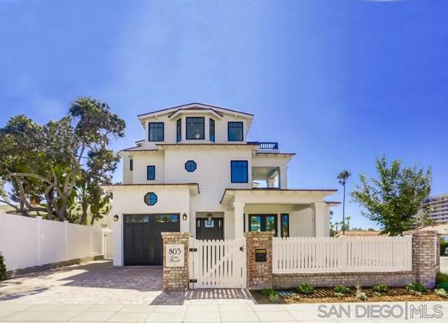 803 Law St, San Diego, CA 92109 (#190055076) :: Dannecker & Associates