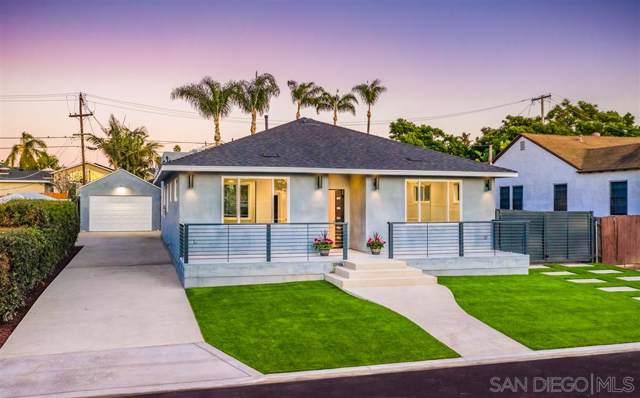1827 Goldfield St, San Diego, CA 92110 (#190055267) :: Dannecker & Associates