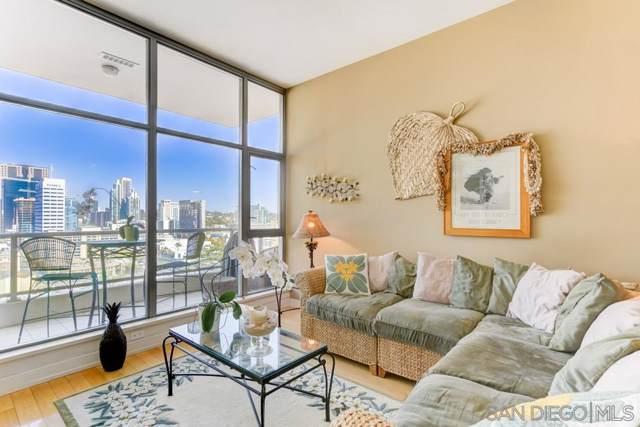 575 6Th Ave #1501, San Diego, CA 92101 (#190056626) :: Neuman & Neuman Real Estate Inc.