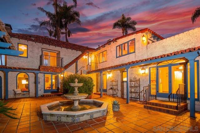 631 A Avenue, Coronado, CA 92118 (#190057689) :: Cane Real Estate