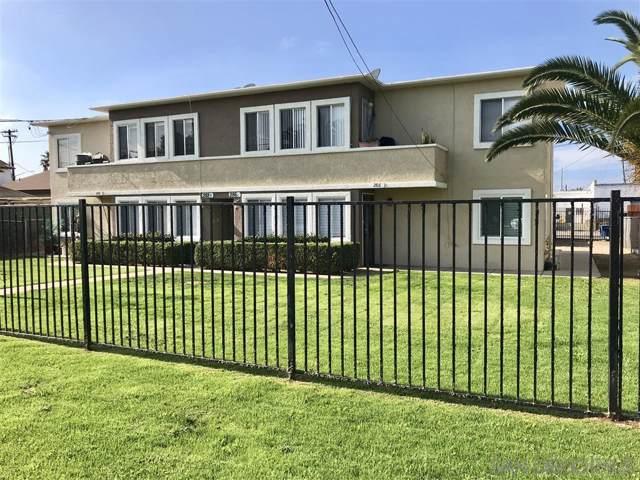 286-288 Ash Ave, Chula Vista, CA 91910 (#190058049) :: Neuman & Neuman Real Estate Inc.