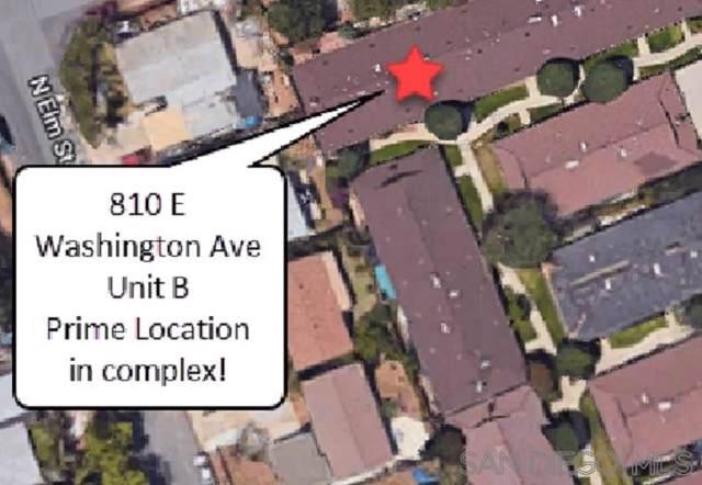 810 E Washington Ave B, Escondido, CA 92025 (#190058665) :: Neuman & Neuman Real Estate Inc.