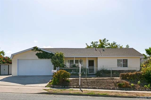 10112 Strathmore Dr, Santee, CA 92071 (#190059210) :: Neuman & Neuman Real Estate Inc.