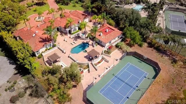 6998 Rancho La Cima Dr, Rancho Santa Fe, CA 92067 (#190060800) :: Keller Williams - Triolo Realty Group