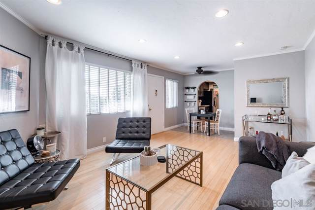 1740 Roosevelt Ave Unit F, San Diego, CA 92109 (#190061181) :: Whissel Realty