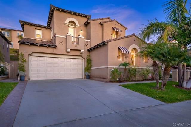 1333 Blue Sage Way, Chula Vista, CA 91915 (#190062408) :: Neuman & Neuman Real Estate Inc.