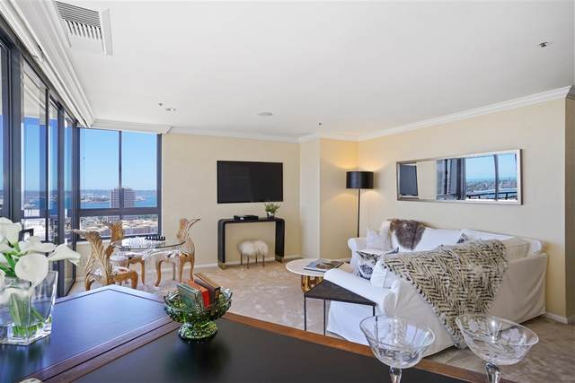 700 Front Street #1502, San Diego, CA 92101 (#190062958) :: Keller Williams - Triolo Realty Group