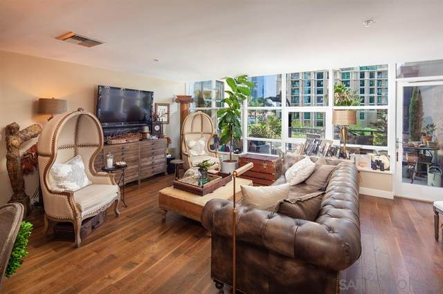 1325 Pacific Hwy #302, San Diego, CA 92101 (#200000991) :: The Yarbrough Group