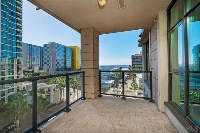 1205 Pacific Hwy #705, San Diego, CA 92101 (#200001155) :: Neuman & Neuman Real Estate Inc.