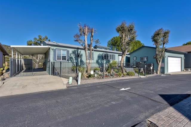35109 Highway 79, #98, Warner Springs, CA 92086 (#200001405) :: Neuman & Neuman Real Estate Inc.