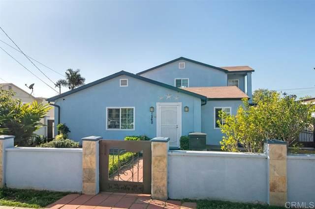 1260 Georgia Street, Imperial Beach, CA 91932 (#200002528) :: Neuman & Neuman Real Estate Inc.