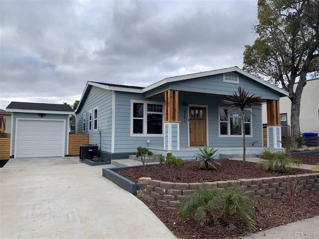 3382-3386 32Nd St, San Diego, CA 92104 (#200002830) :: The Yarbrough Group