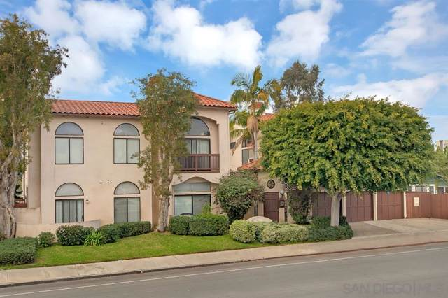 3722 Arnold Ave #11, Sd, CA 92104 (#200003031) :: The Yarbrough Group