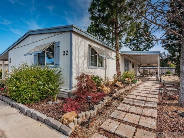 2250 N Broadway #22, Escondido, CA 92026 (#200004178) :: Keller Williams - Triolo Realty Group