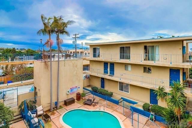 4477 Mentone St #211, San Diego, CA 92107 (#200005277) :: Keller Williams - Triolo Realty Group