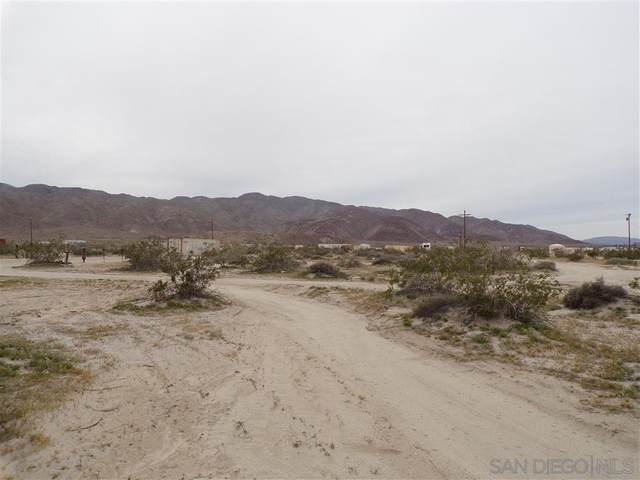 0 11th Street 1 & 12, Borrego Springs, CA 92004 (#200005355) :: Neuman & Neuman Real Estate Inc.
