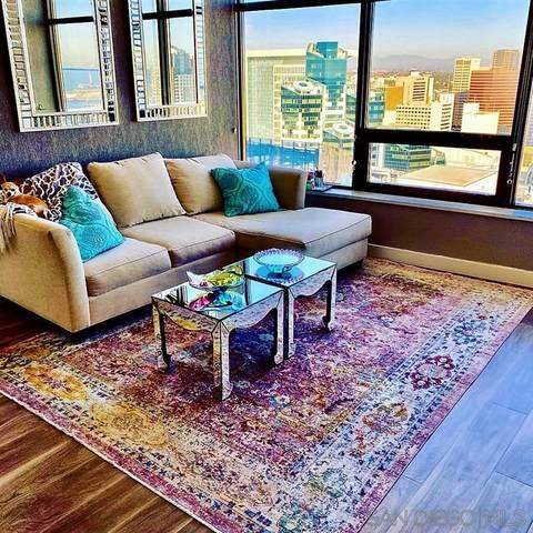 700 W E St #3704, San Diego, CA 92101 (#200005395) :: Neuman & Neuman Real Estate Inc.