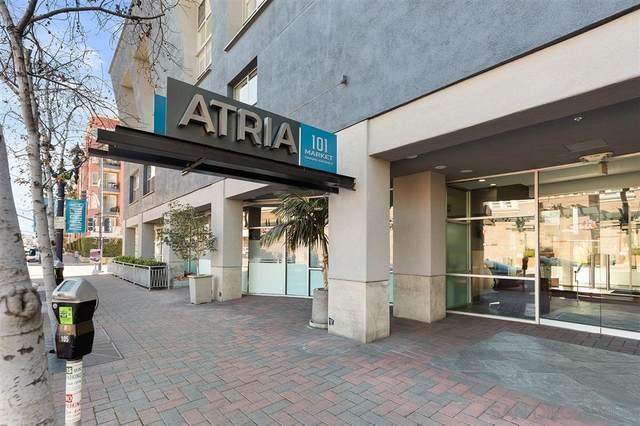 101 Market St #309, San Diego, CA 92101 (#200008265) :: Farland Realty
