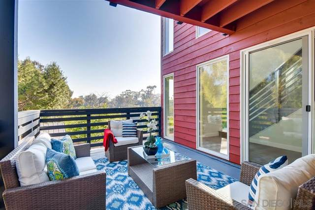 1003 Hayes Ave, San Diego, CA 92103 (#200008608) :: Neuman & Neuman Real Estate Inc.