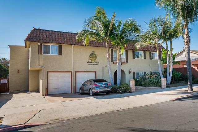 3846 38th St #4, San Diego, CA 92105 (#200009336) :: Neuman & Neuman Real Estate Inc.