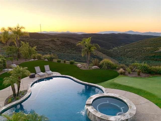 15565 Via La Ventana, San Diego, CA 92131 (#200009431) :: Cane Real Estate