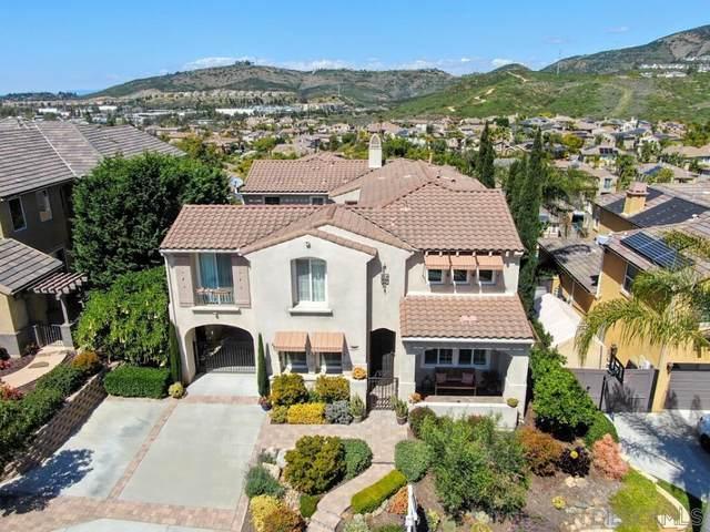 2631 Fallsview Rd, San Marcos, CA 92078 (#200011198) :: Neuman & Neuman Real Estate Inc.