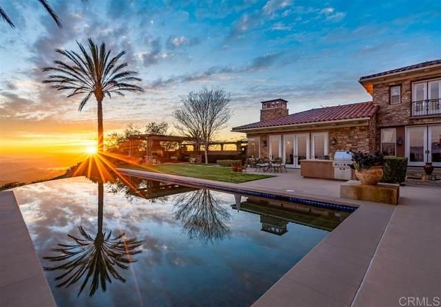 17817 Punta Del Sur, Rancho Santa Fe, CA 92067 (#200011658) :: Keller Williams - Triolo Realty Group