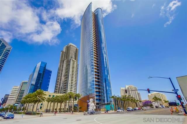 888 W E St #503, San Diego, CA 92101 (#200011664) :: Dannecker & Associates