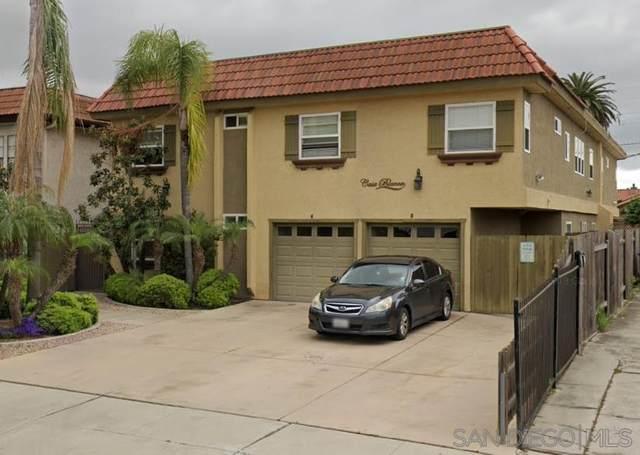 4772 Wilson Avenue #7, San Diego, CA 92116 (#200012516) :: The Stein Group