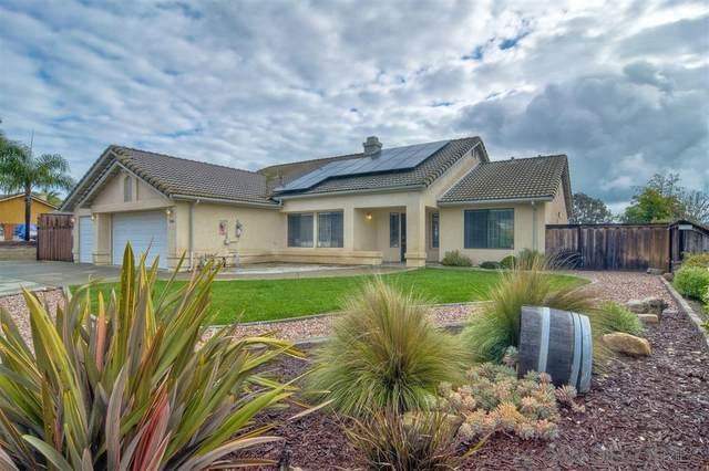 5284 Triple Crown Dr, Bonsall, CA 92003 (#200012721) :: Neuman & Neuman Real Estate Inc.