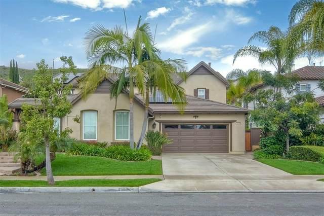 15327 Falcon Crest Court, San Diego, CA 92127 (#200012963) :: The Stein Group