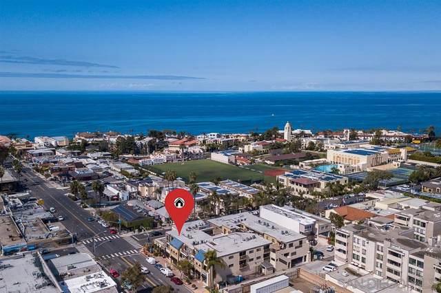 7509 Draper Ave #209, La Jolla, CA 92037 (#200013100) :: Farland Realty