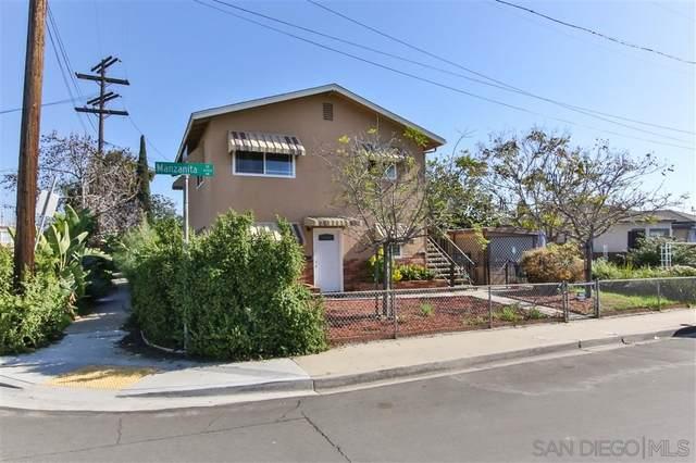 4349-1-2 Manzanita Dr, San Diego, CA 92105 (#200013219) :: Keller Williams - Triolo Realty Group